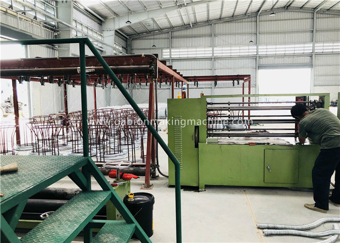 Heavy Duty Gabion Machine 2300 mm Width For Flood Fighting Mesh Case