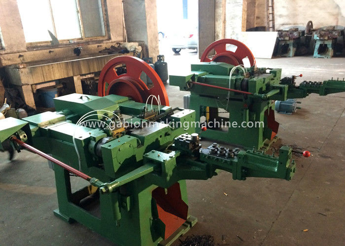 Automatic Steel Nail Making Machine With High Efficiency for Producing Various Common Nails